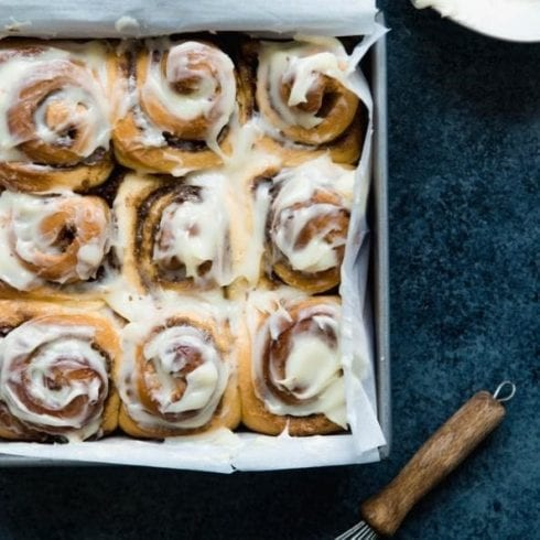 What You Need To Know To Make The Perfect Cinnamon Roll Dish 1