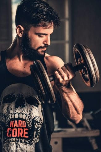 12 Types Of Guys At The Gym - From A Girl's Perspective 11