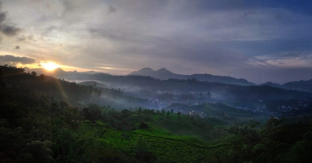 hill places in kerala