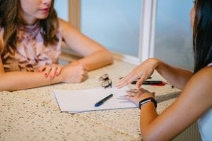 Consulting Graphologist in Recruitment Process