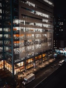 photo-of-building-exterior-during-night-3381028