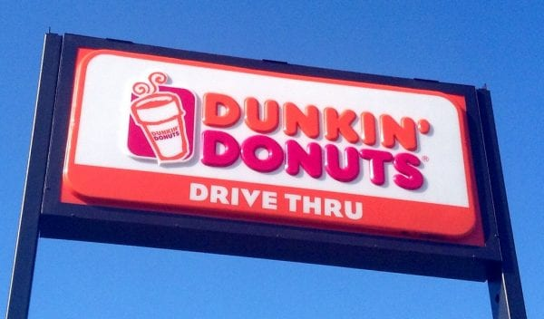 The story of Dunkin' Donuts