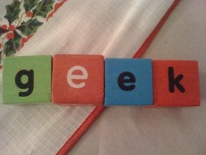 Reasons to date a geek