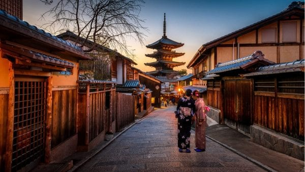 Top 13 Incredible Tourist Attractions in Japan 1