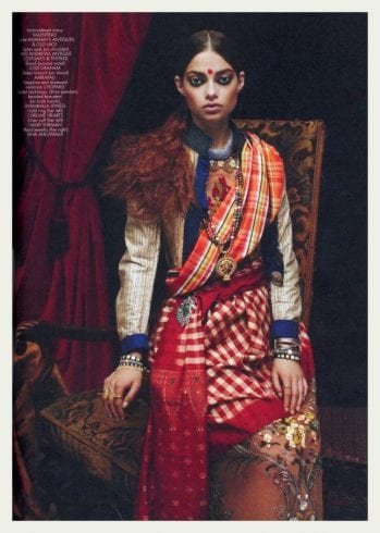 Evolution Of Indian Fashion Trends 6