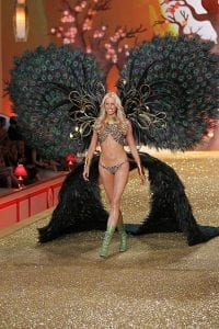 one of the biggest and heaviest wings of Victoria Secret
