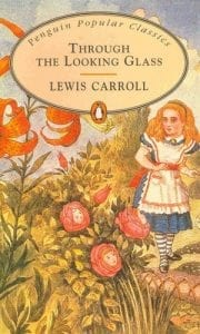 All About the Author of Through the Looking Glass