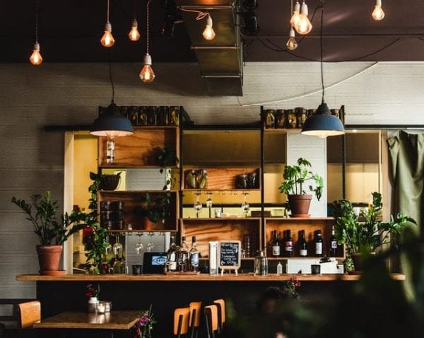 Interior Decorating Tips for Industrial Themed Cafes 1