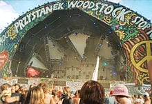 Woodstock/ Pol and rock festival