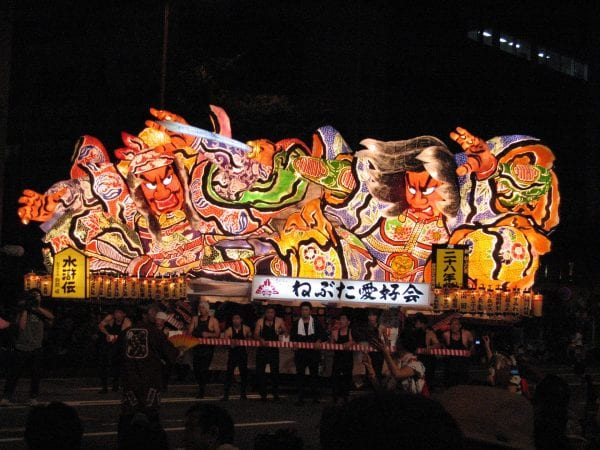15 Incredible Japanese Festivals You Can't Miss 4