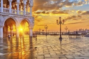 15 Best Places To See The Sunset In Venice 4