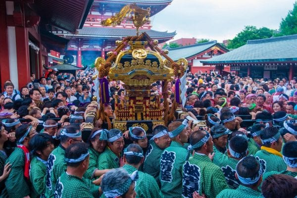 15 Incredible Japanese Festivals You Can't Miss 2