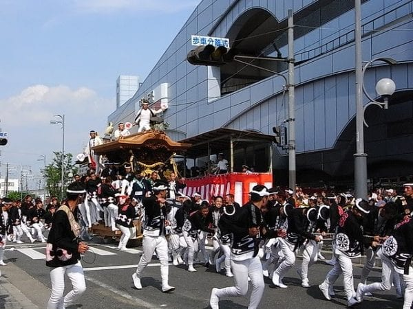 15 Incredible Japanese Festivals You Can't Miss 5