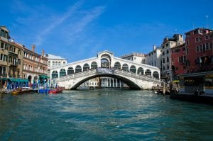 best places to see the sunset in venice
