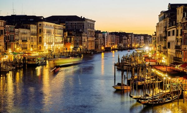 15 Best Places To See The Sunset In Venice 1
