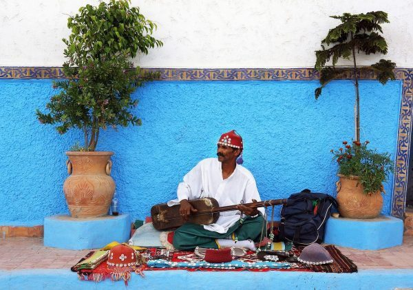 moroccan people