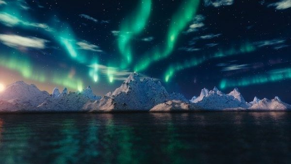 Beautiful Northern Lights Norway 2020 4