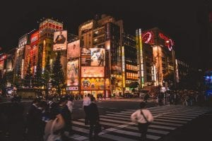 What are Japan's pachinko parlors? 6